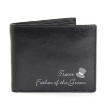 Top Hat Leather Wallet